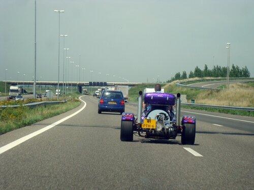 По дорогам Голландии