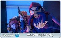 Магический кристалл / Секретная миссия Санты / Maaginen kristalli (2011) BDRip 720p + HDRip + DVDRip