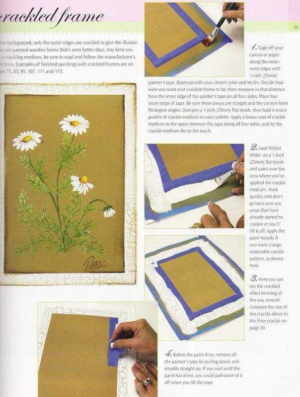 Painting fabulous FLOWERS with Donna