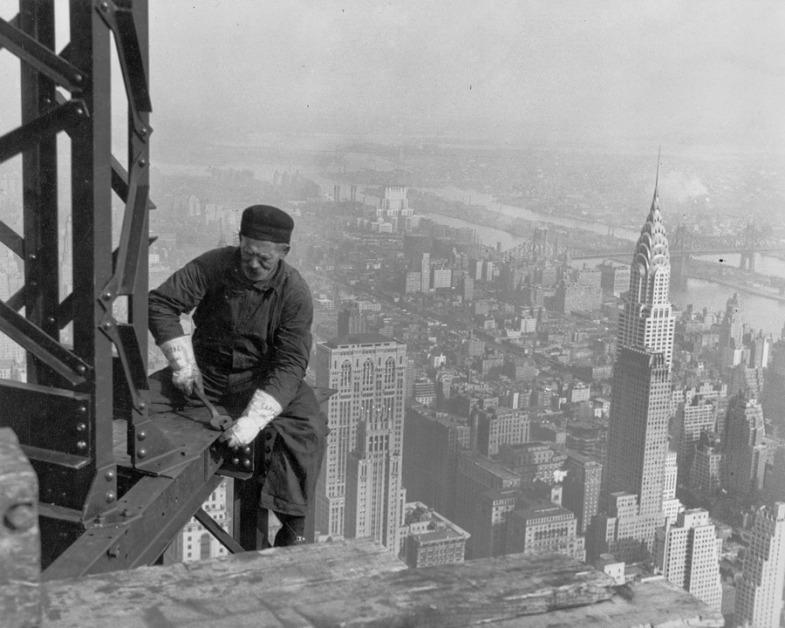 Как строились небоскребы в Нью-Йорке. Я в ахуе... 0_67181_8498fd0f_orig