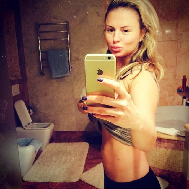 Анна Семенович похудела