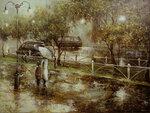 Дождь х.м. 60-80.JPG