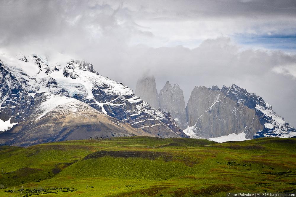Торрес дель Пайне