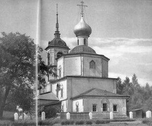 Церковь Иоанна Предтечи в Рощенье, 1710 г.