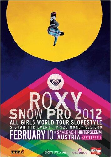 Roxy Snow Pro 2012