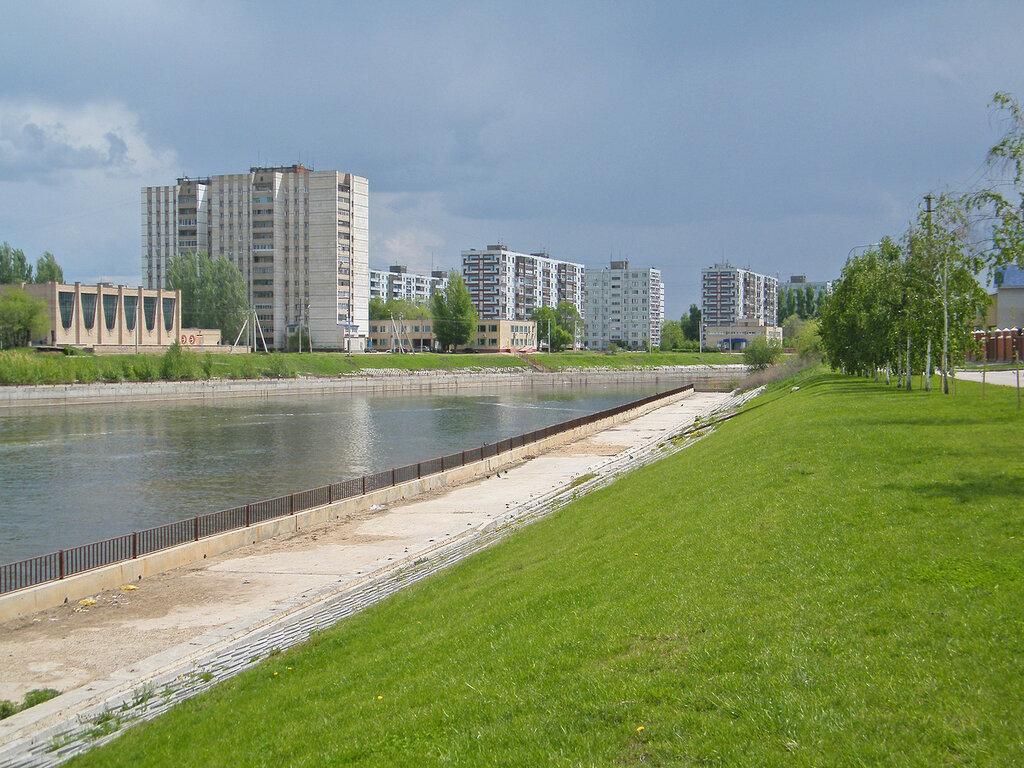 город Балаково, Поволжье, города России