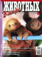 Журнал В мире животных №11 2013
