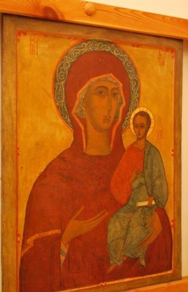 Богоматерь Одигитрия (Смоленская)