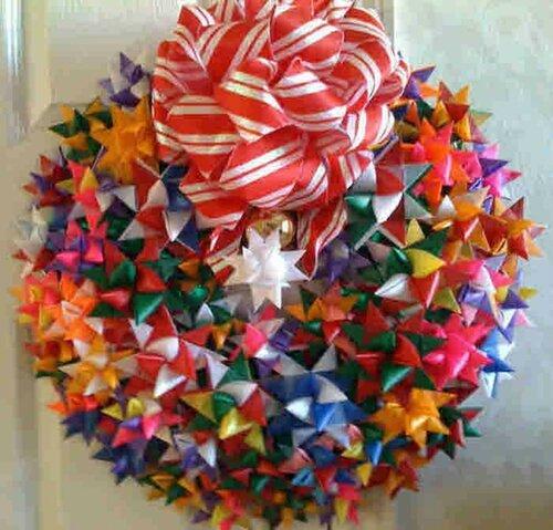 3D звезда-оригами