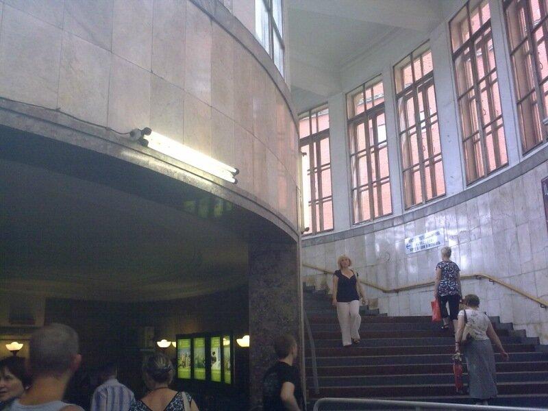 Ротонда станции Сокол