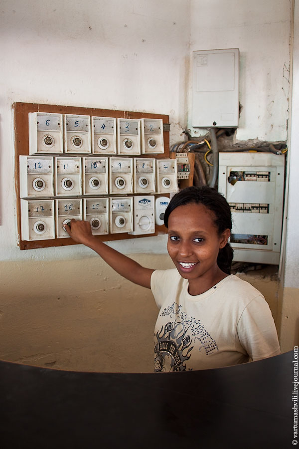 Эритрея. Массауа.