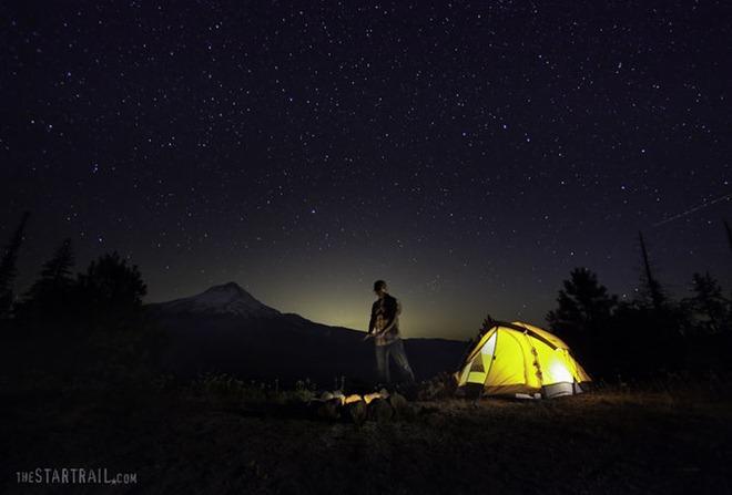 Ночное небо фотографии