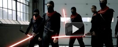 Jedi Ninjas Ft. Team2X