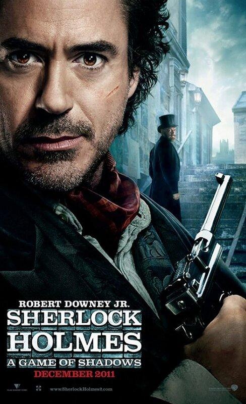 Шерлок Холмс: Игра теней - обзор