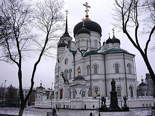 Благовещенский собор (Воронеж)