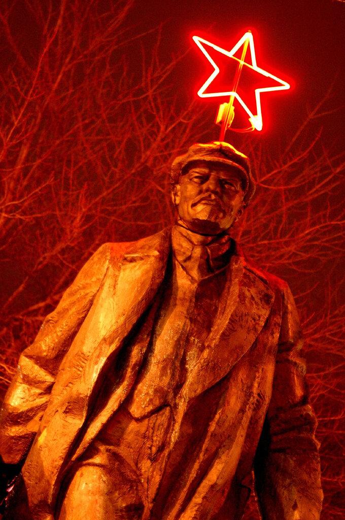 retro Lenin