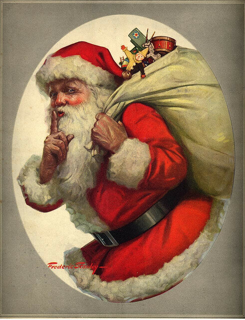 cover of the Canadian Home Journal for December, 1923