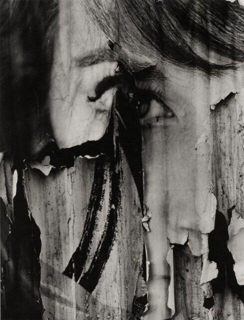 Aaron Siskind - Rome, 1965