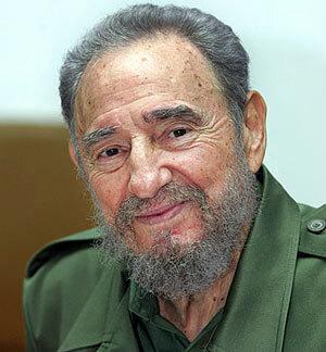 Фидель Кастро в 90-летний юбилей призвал Россию не поддаваться на провокации