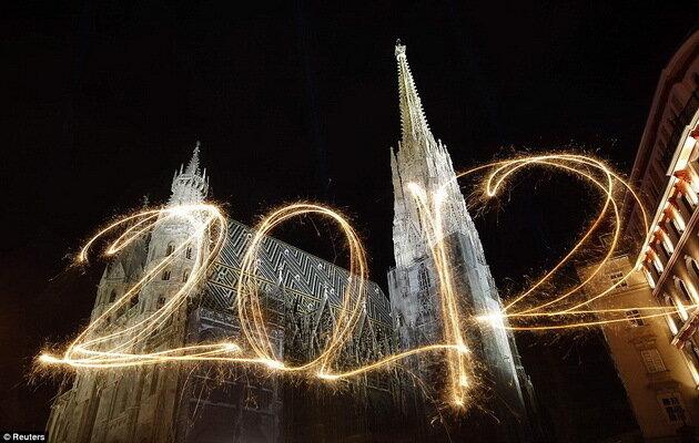 Новый Год 2012