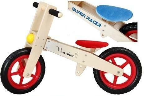 kinderlaufrad aus holz laufrad lauflernrad holzlaufrad fahrrad kugellager ebay. Black Bedroom Furniture Sets. Home Design Ideas