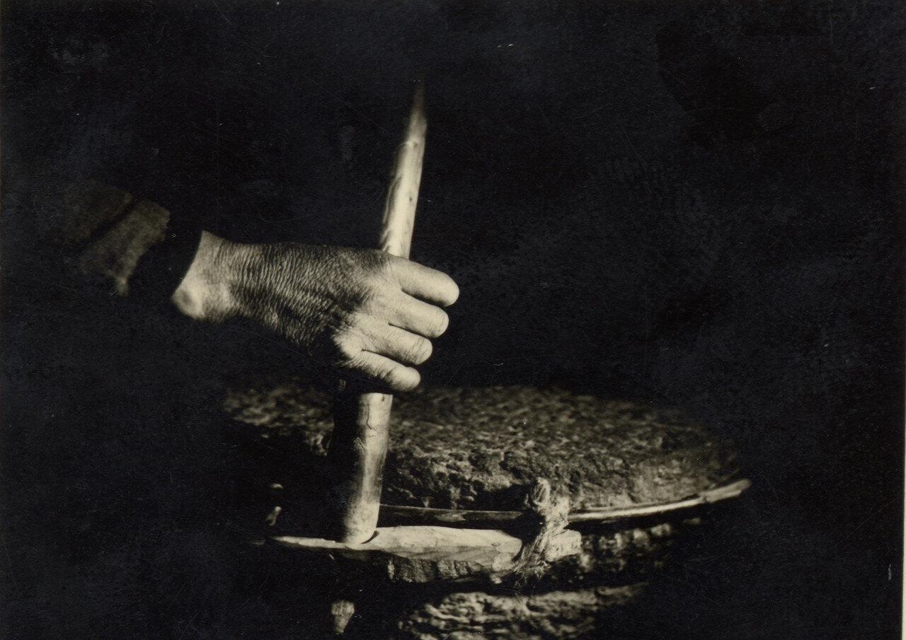Жернова. Фото Семак Франца, г. Ковно, 1939