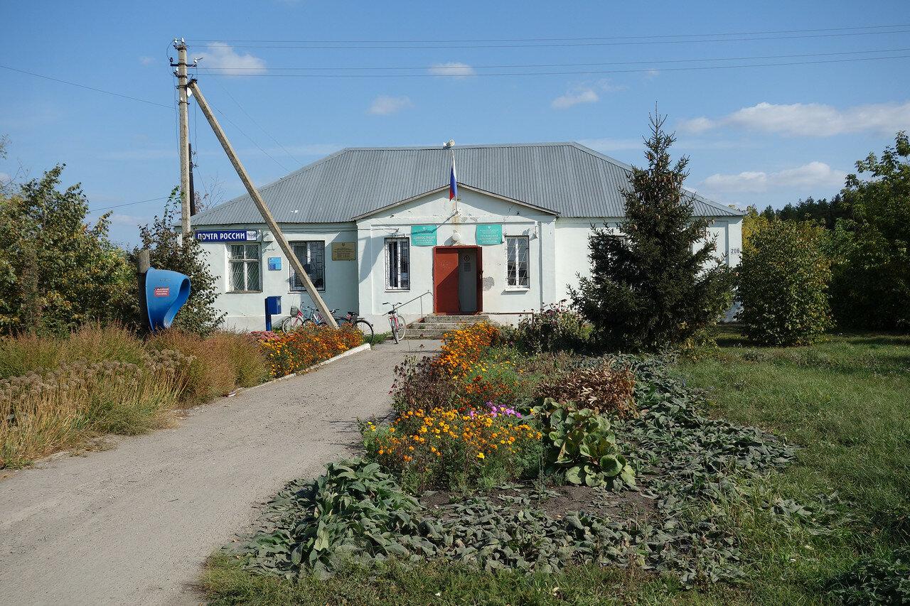 село Пружинки, сельсовет