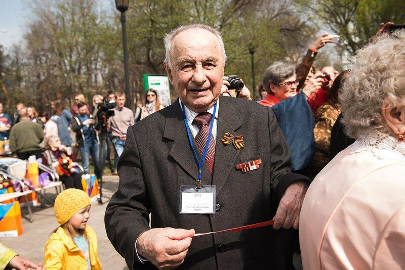Шевцов Георгий Семёнович