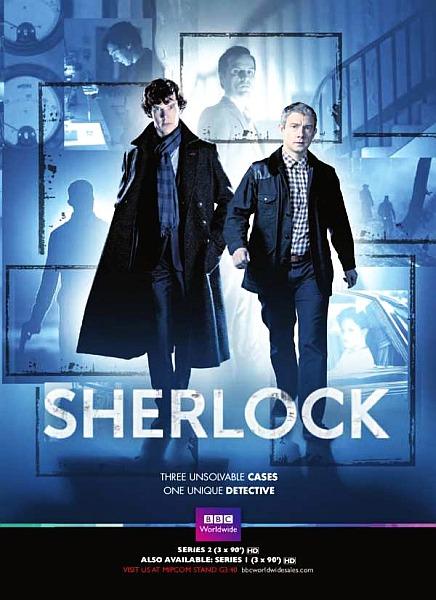 Шерлок / Sherlock (3 сезон/2014/BDRip 720p/HDRip/HDTV/1080i/720p/HDTVRip)