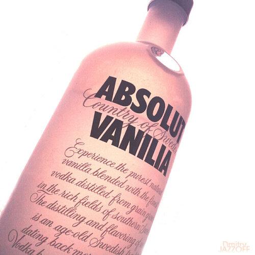 водка для ванилек - Absolut Vanilia