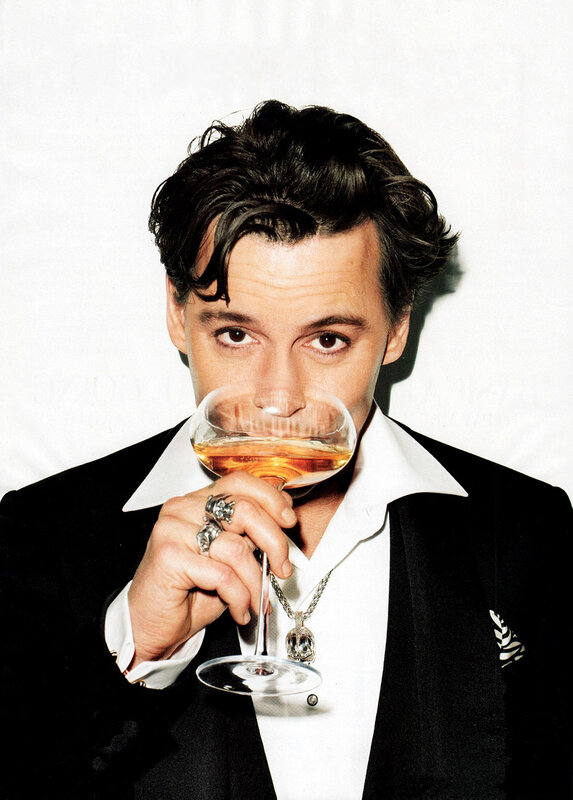Джонни Депп (Johnny Depp) 2011