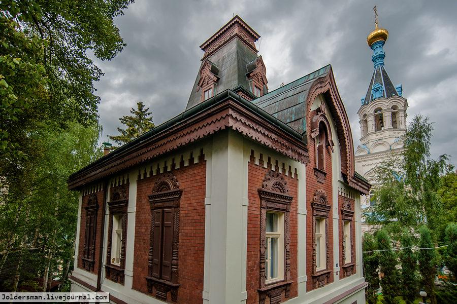церковь в Карловых Варах