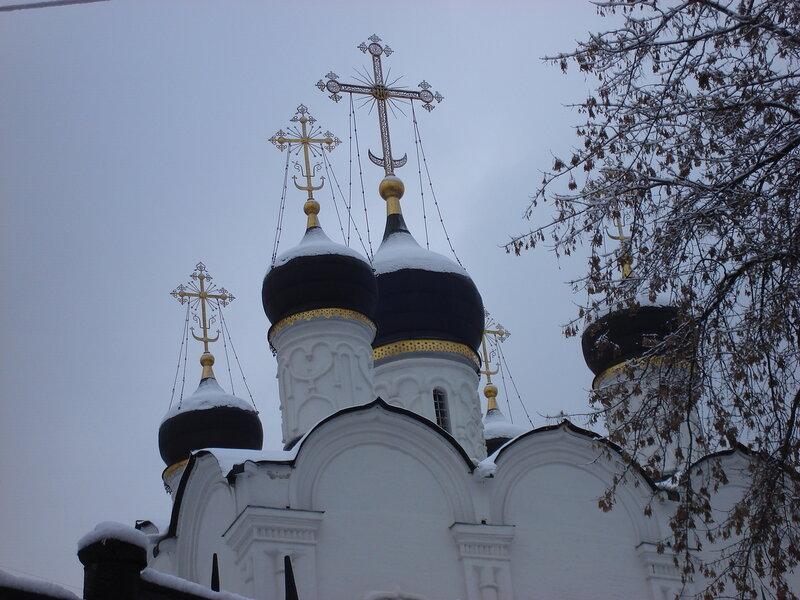 церковь св. князя Владимира в Старых Садах