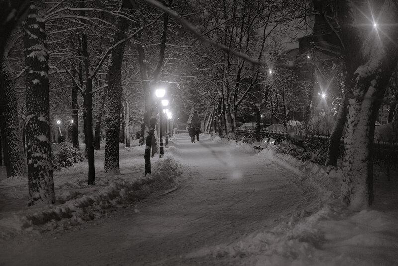 Ночные этюды. фотограф Кузьмин
