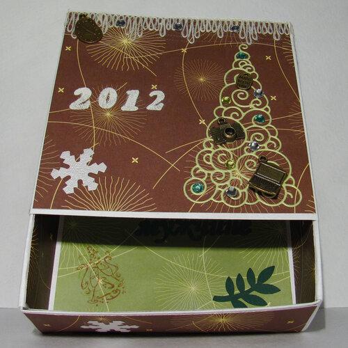Открытка и коробочка для любимого