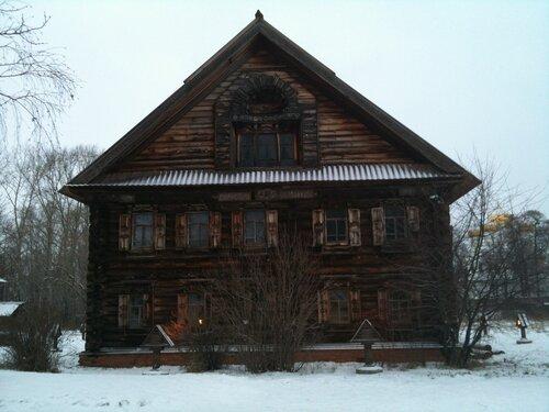 Дом Липатова