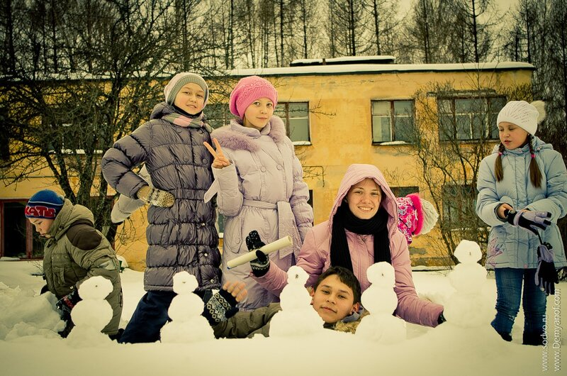 Содружество, Зимний лагерь в Чайке 2012, день четвёртый