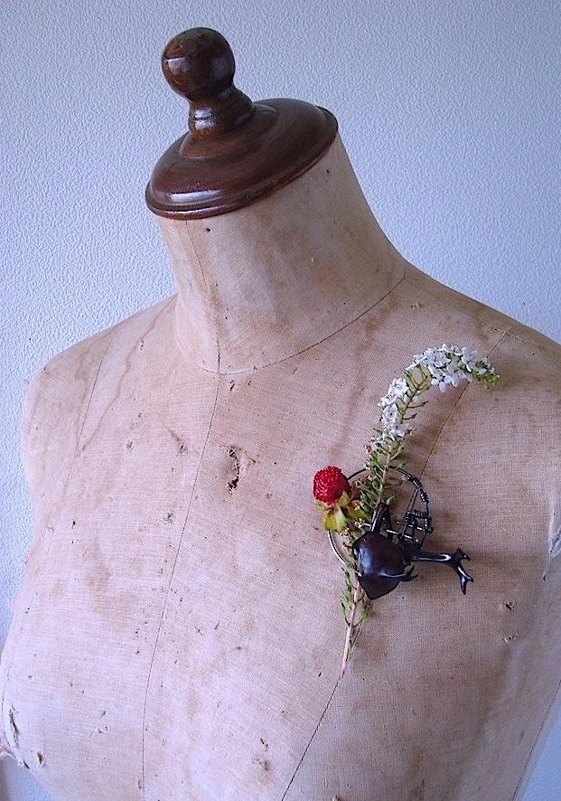 Современное ювелирное искусство Японии. Shinji Nakaba и его «носибельные скульптуры»