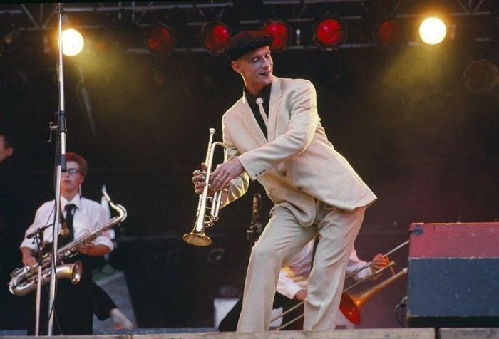 Концерт рок-группы ABNA-AVIA, 1988 год. Фотограф Бруно Барби (Bruno Barbey). 21. Восточный Львов