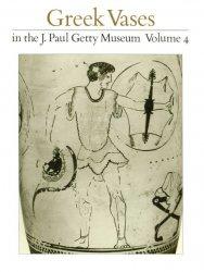 Книга Greek Vases in the J. Paul Getty Museum: Volume 4 (OPA 5)