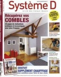 Журнал Systeme D №789 - Octobre 2011