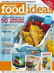 Журнал Super Food Ideas – February 2013