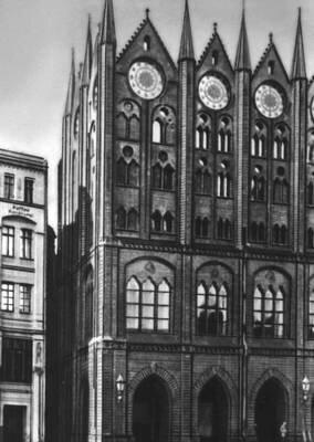 FREEanimal - блог на Joomla - Германия, Штральзунд, ратуша