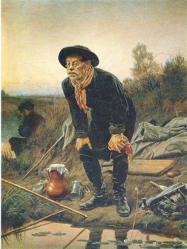 012. Рыболов. 1871