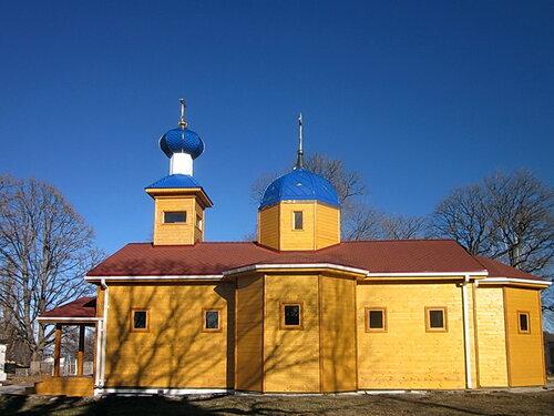 Новогоднее посещение Свято-Михайловского монастыря