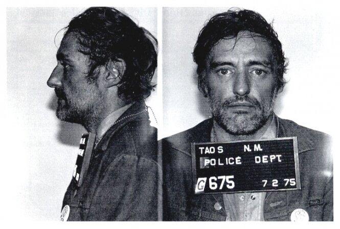 Dennis Hopper, 1975