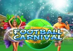 Football Carnival бесплатно, без регистрации от PlayTech
