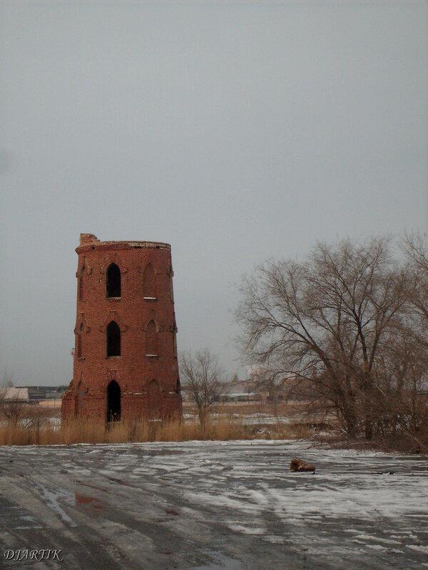 Знаменитая башня