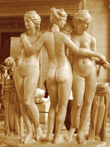 лечебный эротика три грации