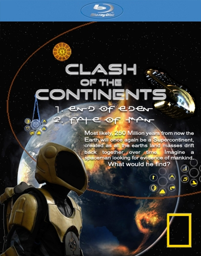 Столкновение континентов / Clash of the Continents / Scontro Di Continenti (2010/BDRip/720p/HDRip)